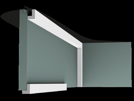 Молдинг PX164  Orac Decor , Orac decor, Декоративные элементы, Лепнина и молдинги, Молдинги, Назначение, Угловые молдинги панелей
