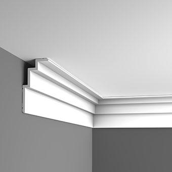 Карниз C392 - Steps  Orac Decor , Orac decor, Карнизы, Лепнина и молдинги, Назначение